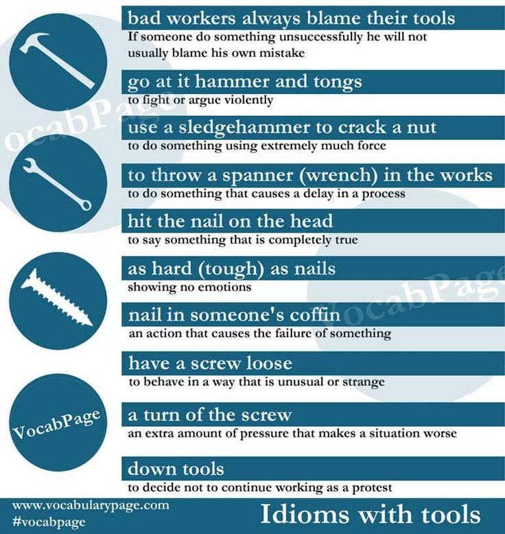 1119 best idioms images on pinterest english idioms