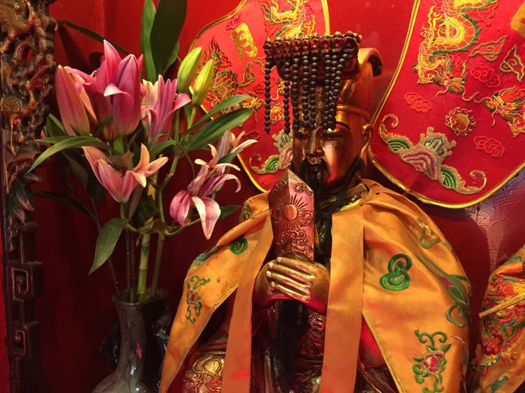 Yuk Wong King Temple, Hong Kong