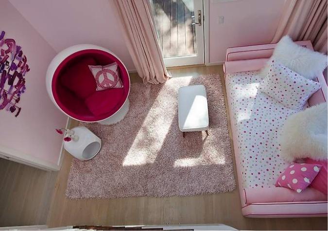 teen's room   pretty in pink   Pinterest   Room, Bed room