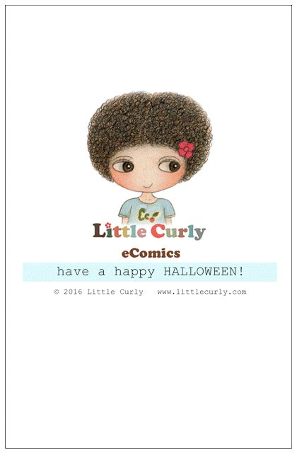 Little Curly Blog: what will you be for HALLOWEEN!