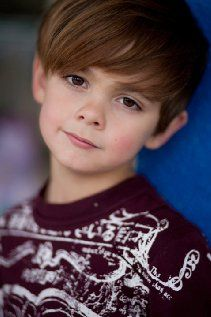 Max Charles- cutest kid actor ever! Plays Sherman!!