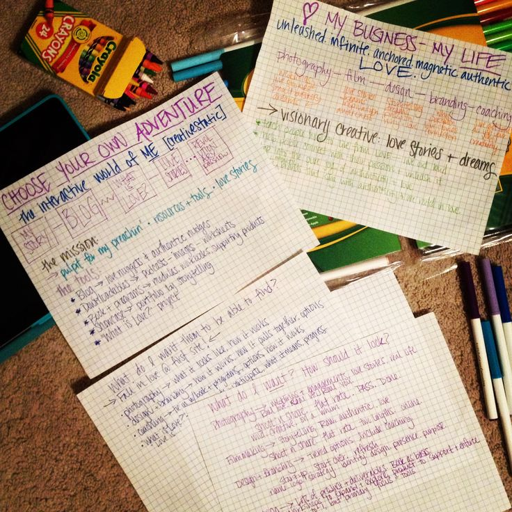 42 College Tips I Learned Freshman Year