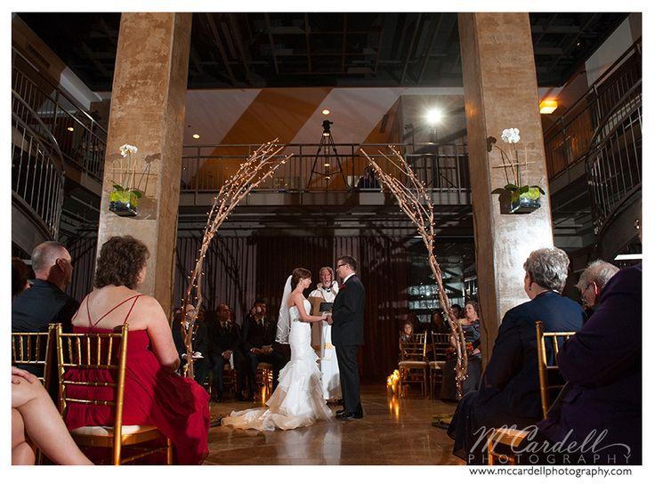Proximity Hotel Wedding | Greensboro, North Carolina | McCardell Photography