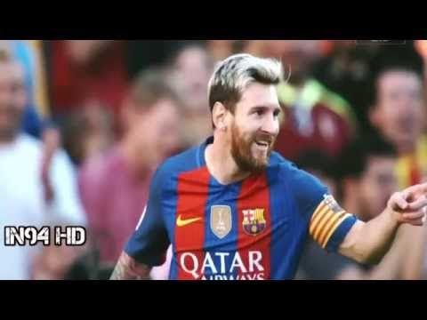 Lionel Messi Return Vs Deportivo La Coruna (Home)  15/10/2016 (HD)