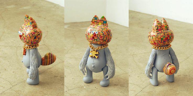 New Life Of Skateboard : Harosh Sculptures
