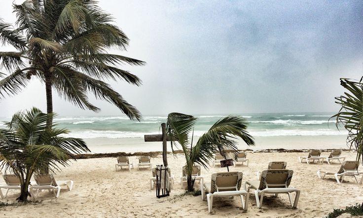 Windy! Cabanas Tulum.