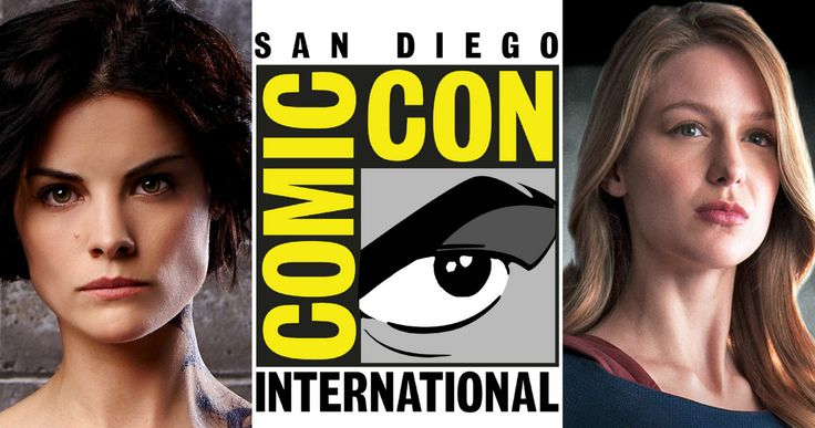 Comic Con 2015 Preview Night Schedule -- Warner Bros. will present the pilot episodes for 'Supergirl', 'Blindspot', 'Containment' and 'Lucifer' at Comic-Con's Preview Night. -- http://movieweb.com/comic-con-2015-preview-night-schedule/