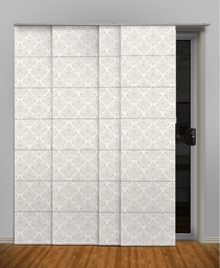 Regency Print Sewless Panel Glide #panel #blinds