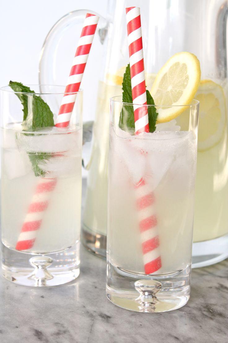 gin and lemonade cocktail recipe