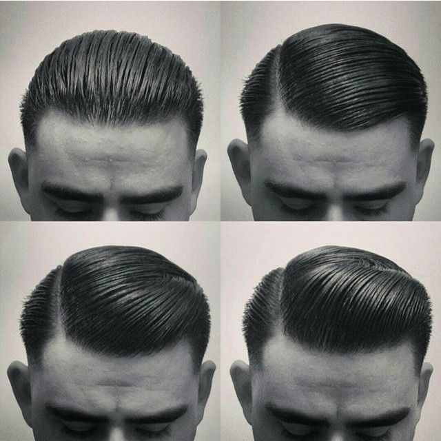 1 haircut, 4 different styles on @layrite_gent all styled rite with Layrite fine men's grooming products. The Slick-Back, Regular Contour, College Contour and Executive Contour. Which style are you? http://WWW.LAYRITE.COM