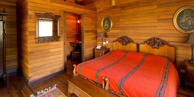 Spectacular guest bedroom in Casa Essentia in Villa Real http://lxcostarica.com/property/casa-essentia-villa-real Santa Ana, Costa Rica