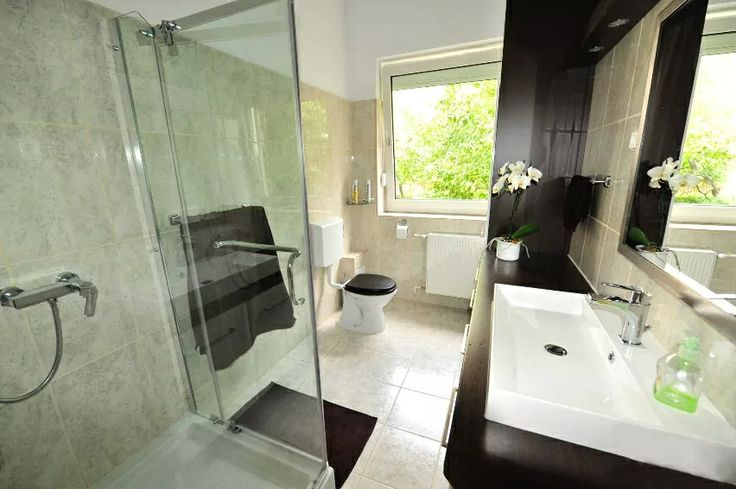 Bathroom, Budapest Gellert hill