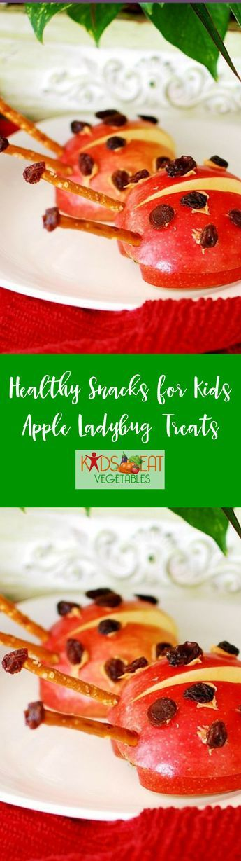 Apple ladybug treats are the perfect afternoon 'lift me up' when kids get a little hungry and needs a healthy snack. And for kids allergic to nuts, substitute strawberry cream cheese. Have fun!