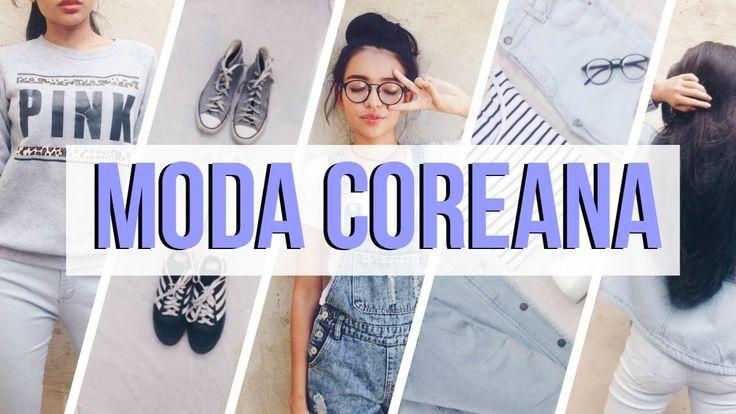 Outfits y Tips de la moda coreana ❤ | Andrea Maldonado