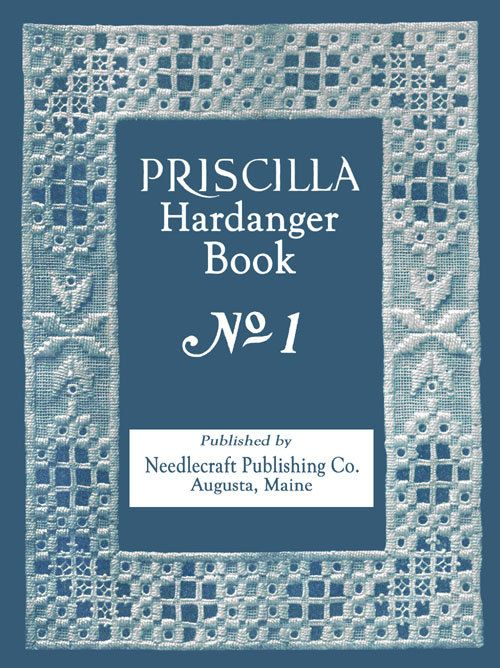 Priscilla Hardanger Kitap (1) c.1922