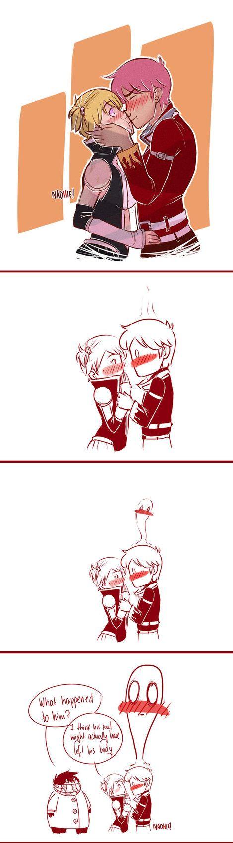 Edo kissus by Chipiron on DeviantArt
