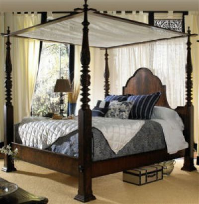 374 best British Colonial Beds images on Pinterest   Bedrooms ...