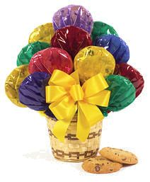 How to Make Cookie Gift Baskets
