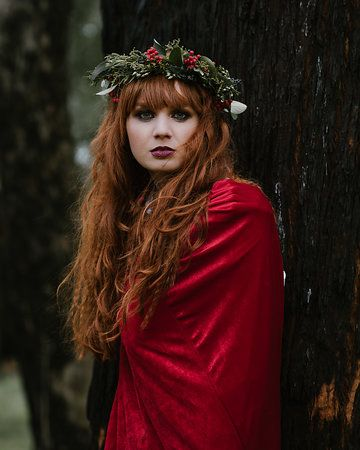 Photo from Red Riding Hood collection by Amanda Kilbourn Photography