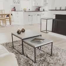 Bildresultat för soffbord betong bräda