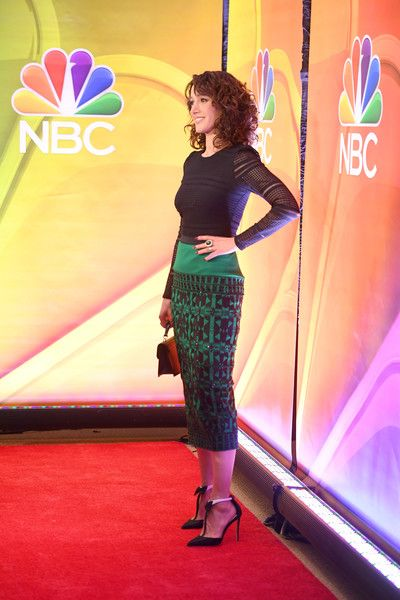 Jennifer Beals Photos - Actor Jennifer Beals attends the NBCUniversal Press Junket at the Four Seasons Hotel New York on March 2, 2017 in New York City. - NBCUniversal Press Junket