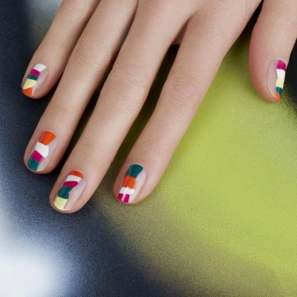 88 best Sartle: Art History Nail Art images on Pinterest | Nail ...