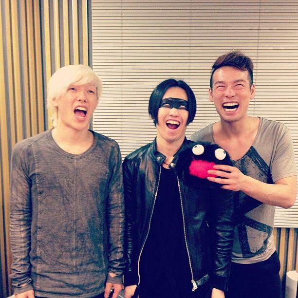 Ike, Momiken, Kenta-