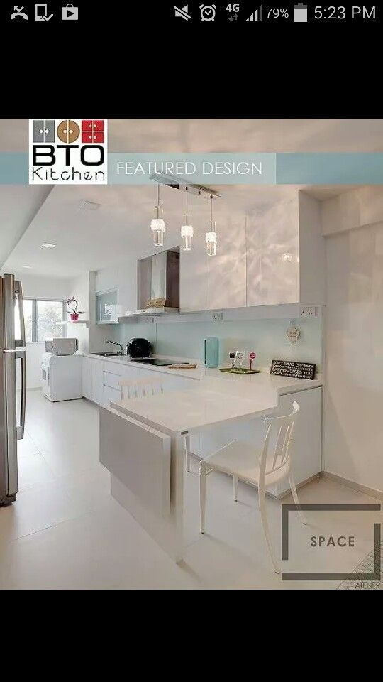 Kitchen Design For Bto My Home Pinterest Kitchens