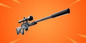 New Item Coming Soon: Suppressed Sniper Rifle Epic Games has