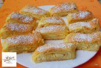Hamis túrós rétes recept Vass Laszlone konyhájából - Receptneked.hu