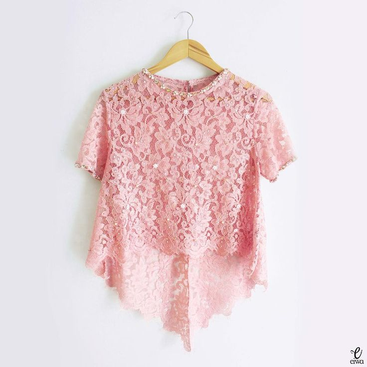 SOLD OUT  TOP0078s (Pink) Bust 96 | Front Length 45 | Back Length 70 | Sleeve Length 20cm No inner included