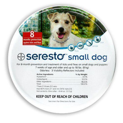 Bayer Seresto Flea and Tick Collar fo... $42.50 #bestseller