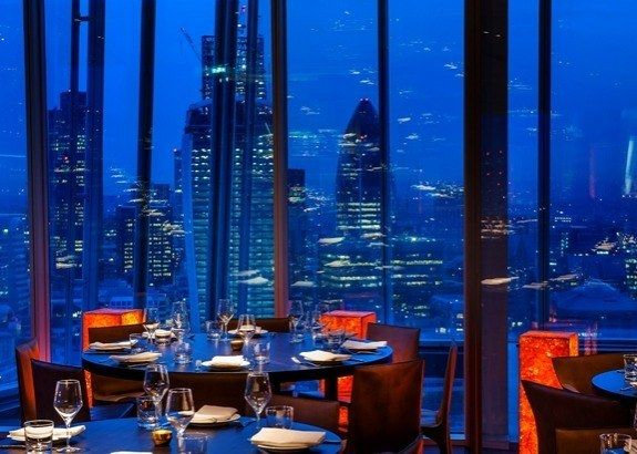 Oblix at The Shard - London, UK