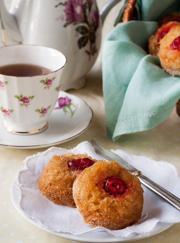 pineapple-upside-down-biscuits-recipe | Morning Tea Morsels | Pintere ...
