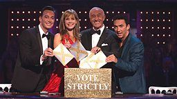 Strictly Come Dancing - Voting