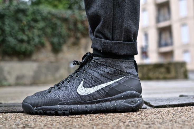 Nike Flyknit Trainer Chukka FSB - Tags: sneakers. sneaker boots ...