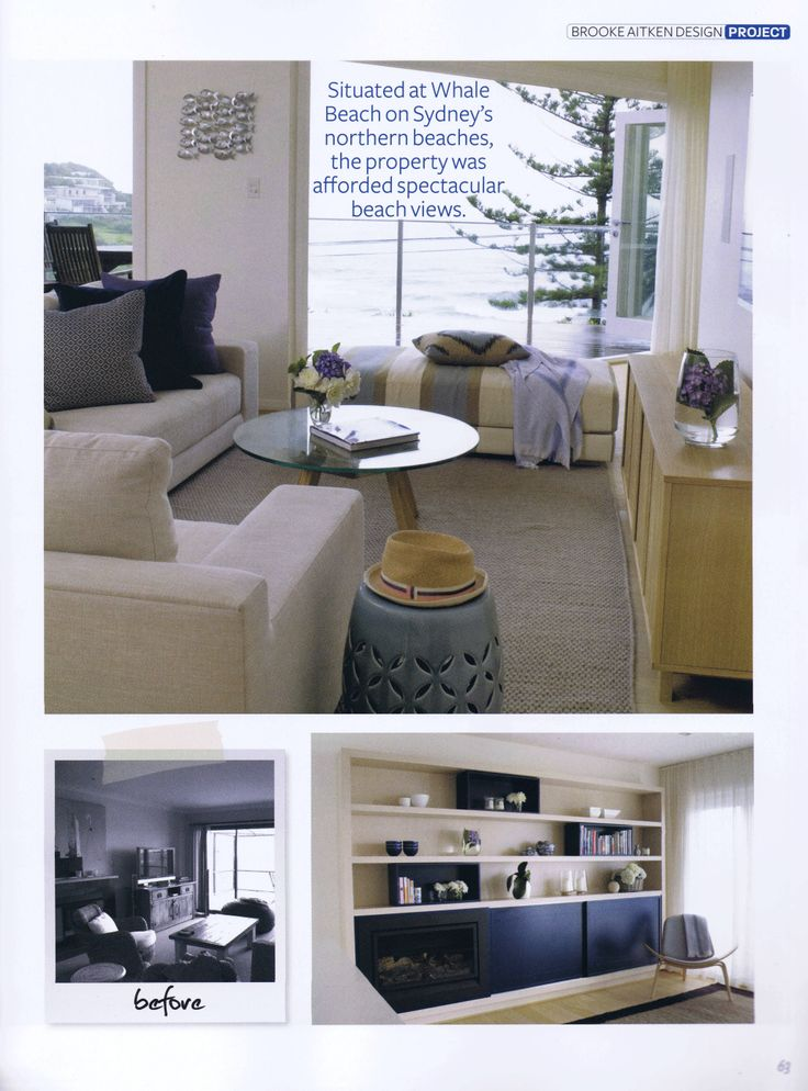 Renovate Vol 8 No.1 Page 4 Brooke Aitken Design