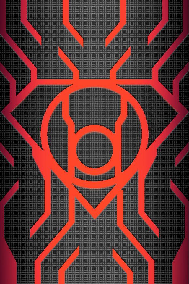 ... Red Lantern...