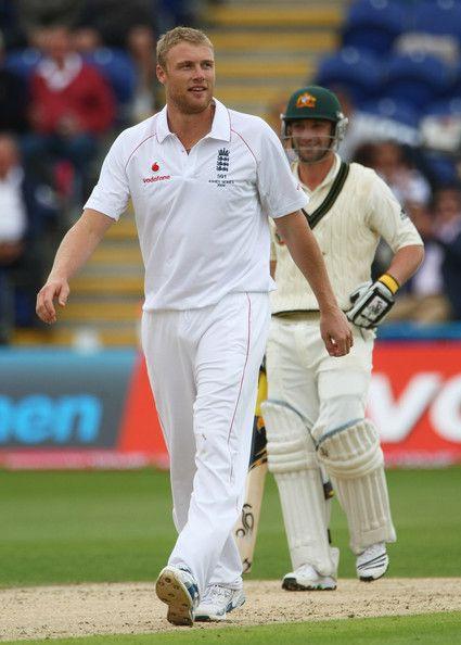 Phillip Hughes Photos: England v Australia - 1st npower Test Day Two