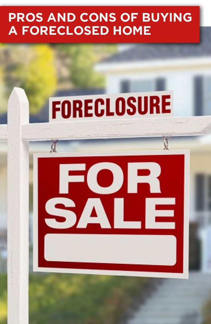 The Pros & Cons of Buying A Foreclosed Home in New Jersey #nutley #nj