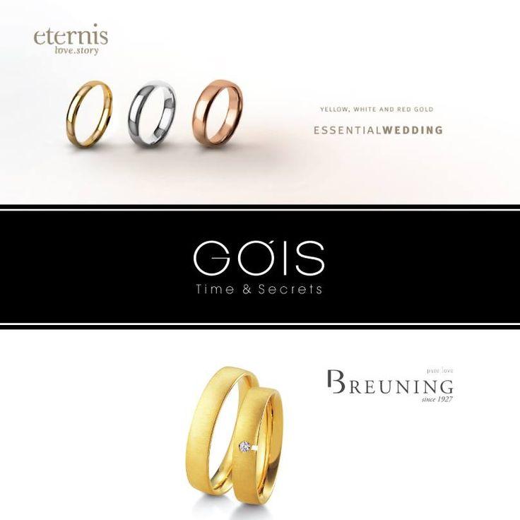As opções são muitas - ouro branco, ouro amarelo, bicolores, com brilhantes ou simples, com mais ou menos quilates - conheça o nosso catálogo online. Qualquer dúvida que tenha contacte-nos, estamos aqui para ajudar a encontrar a aliança perfeita.