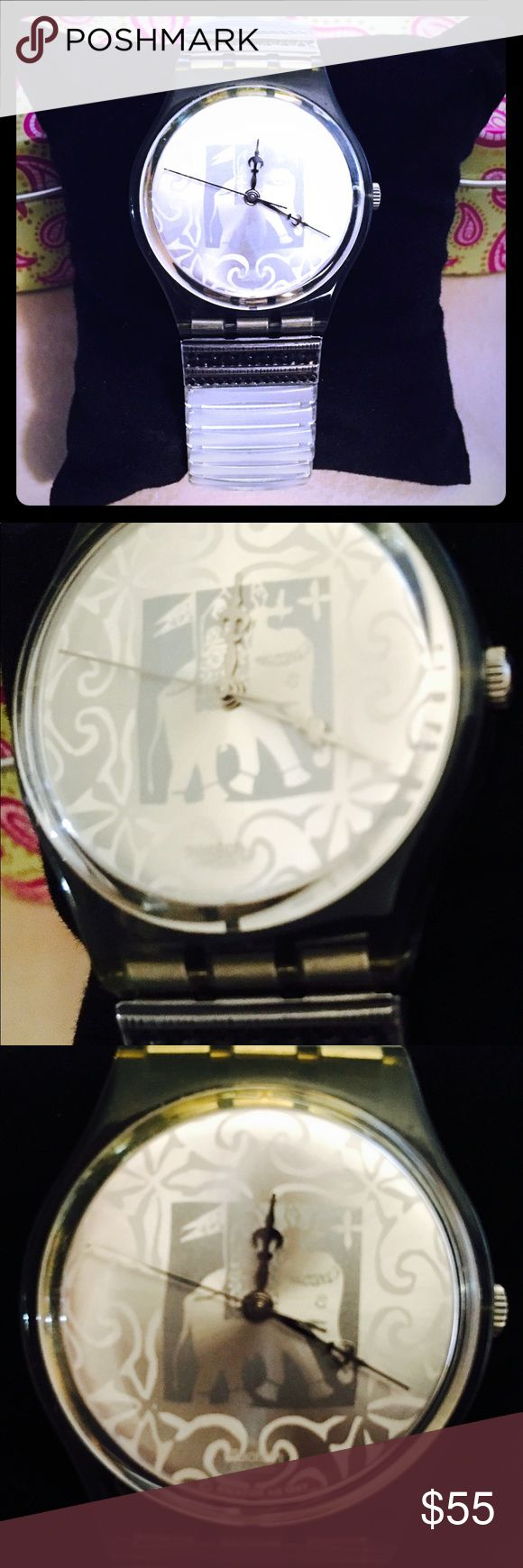 Vintage Authentic Swatch Watch sale! Reasonable offers accepted! (Vintage Authentic Swatch Watch sale!) Swatch Other