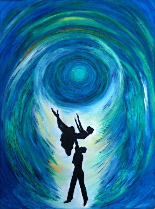 The water dance - Katerina Kosova