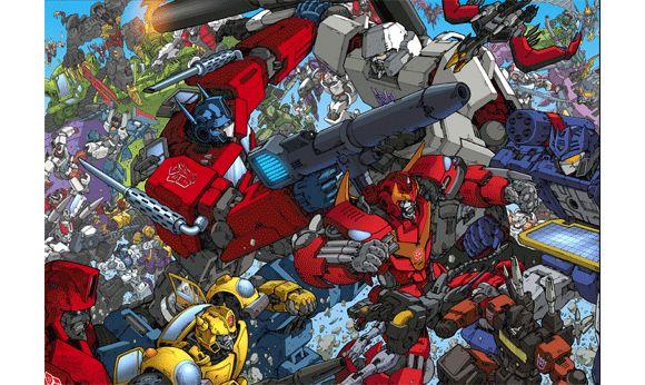 Artikkeli: Reilut 30 vuotta Transformerseja - Michael Bayn elokuvat ovat vain murto-osa Hasbron robottien värikästä historiaa | Asiakas: Dome.fi
