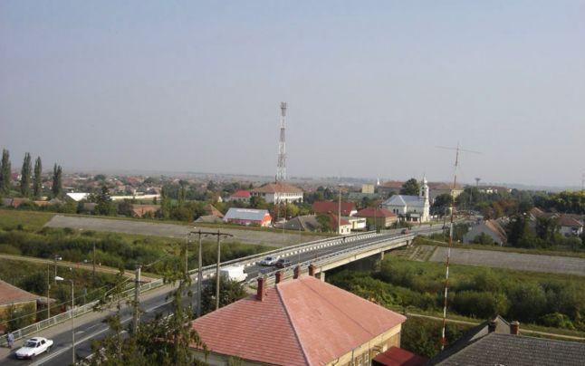 Chişineu-Criş, un oraş fără şomeri şi datorii