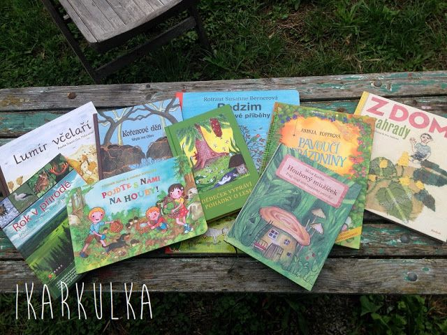 Tipy z naší knihovničky pro nadcházející barevné období