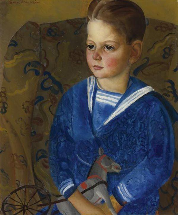 Boris Grigoriev [1886-1939]