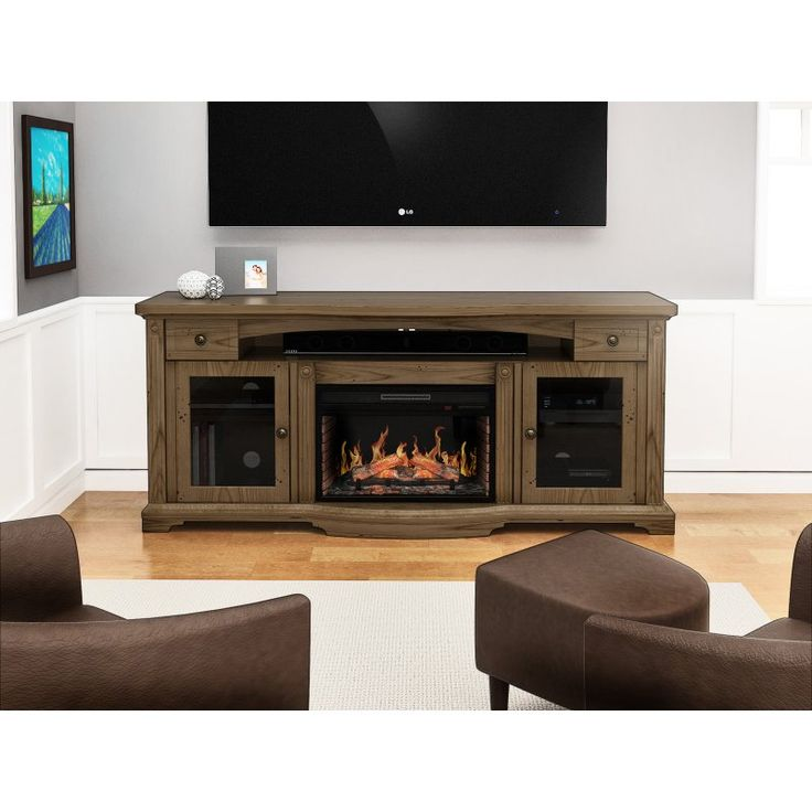 The 25 Best Ideas About Fireplace Tv Stand On Pinterest Rustic Furniture Homemade Bathroom