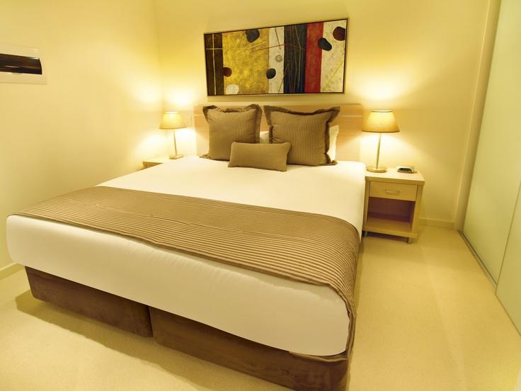 iStay Precinct - 1 bed #405 dbl bedroom