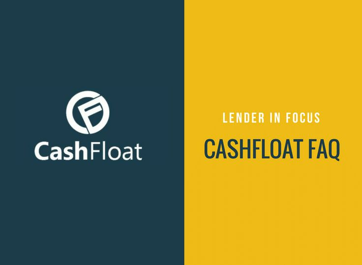 Cashfloat FAQ